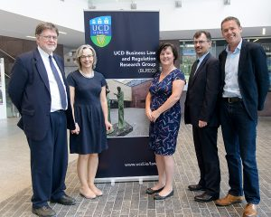 UCD Sutherland School of Law - Business, Law and Regulation Research Group (BLREG) Seminar